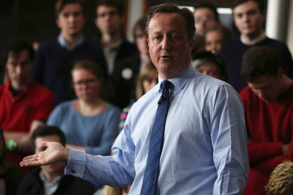 #PanamaPapers British PM, David Cameron, profited from father's offshore fund