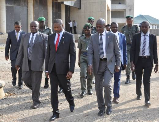 AGF lauds EFCC on anti-corruption war