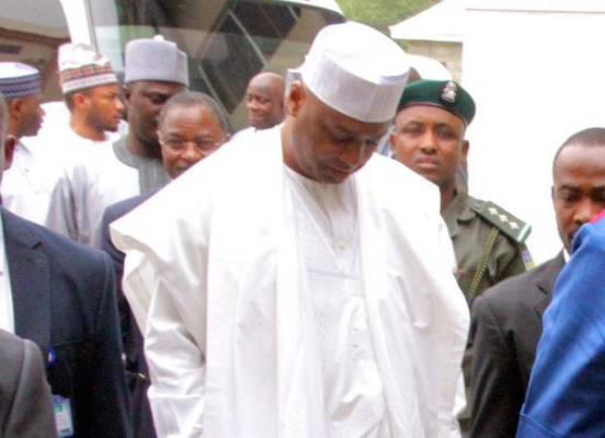 Bukola Saraki: Why is Nigeria's senate president acting haunted?