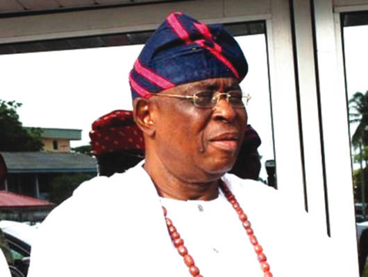 ACSPN holds 2nd edition of History Series with Chief Olusegun Osoba as guest
