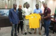 Speaker of Lagos State House of Assembly applauds Coerver Coaching