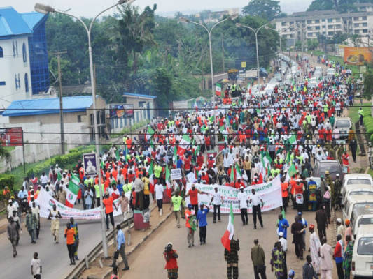 56,000 naira minimum wage and the category of the 'impossible'