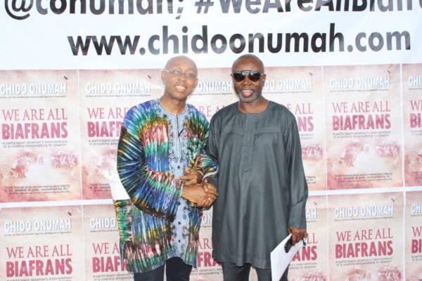 We shouldn't be afraid of renegotiating Nigeria – Onumah