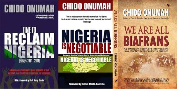 A Conversation Around The Chido Onumah Trilogy Time To Reclaim