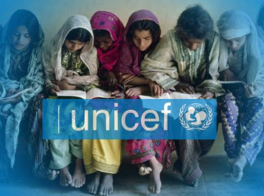 UNICEF commemorates 70 years of tireless work for the world's most vulnerable children