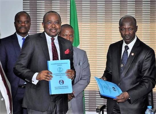 EFCC, SEC declare war on fraudulent capital market operators