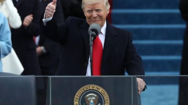 We will make America great again – President Donald Trump's inaugural address