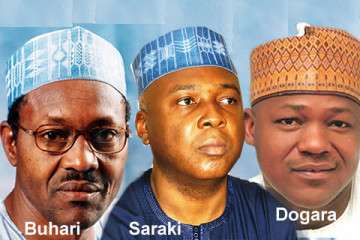 CATBAN accuses Saraki, NASS principal officers of N630m fraud