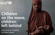 UNICEF welcomes the release of nearly six hundred women, children and elderly men by Nigerian military