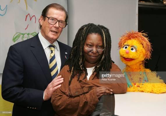 UNICEF mourns Goodwill Ambassador, Sir Roger Moore