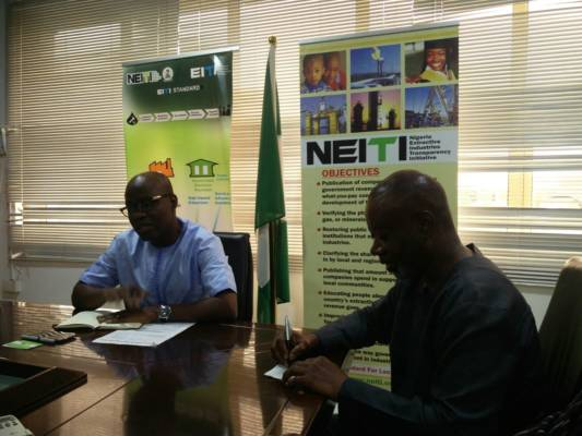AFRICMIL partners NEITI on whistleblowing and transparency in Nigeria's extractive industries