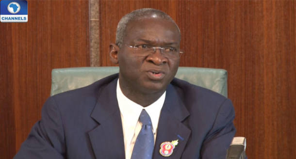 AFRICMIL calls on Fashola to order the reinstatement of whistleblower sacked by FMBN