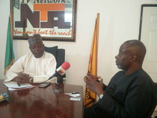 NTA to work with AFRICMIL on whistleblowing and anti-corruption campaign