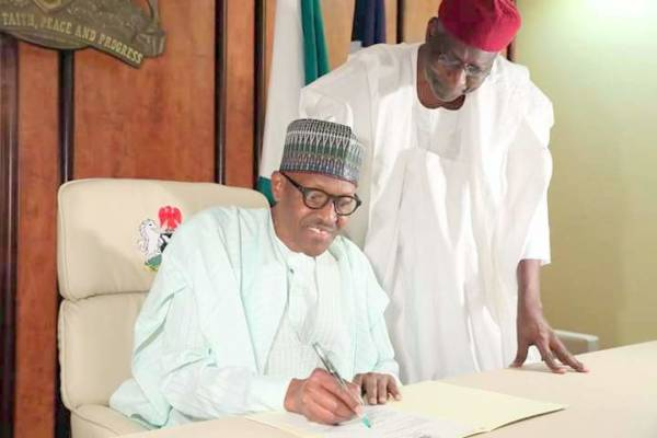As President Buhari returns to fight corruption