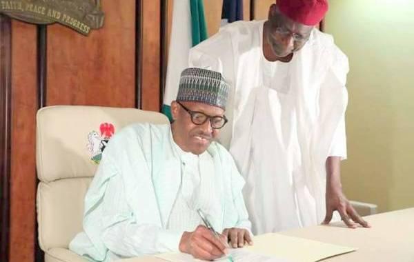 As President Buhari returns to fight corruption
