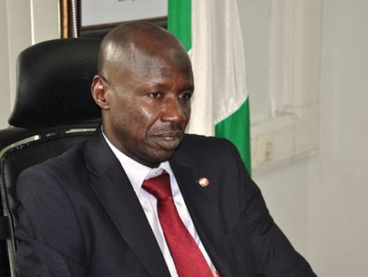 We support Ibrahim Magu and the anti-corruption war