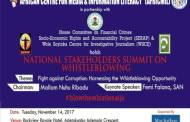 Falana, Ribadu for summit on corruption and whistleblowing