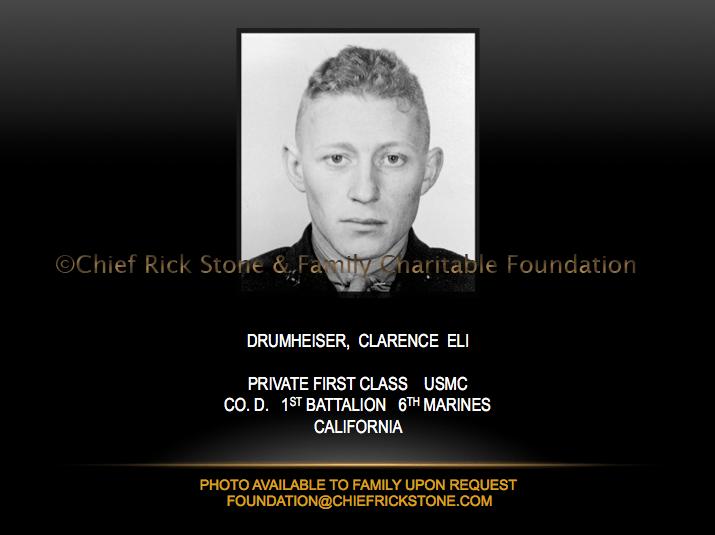Drumheiser, Clarence Eli