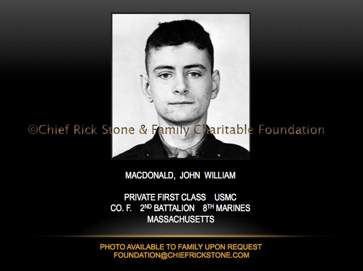 MacDonald, John William
