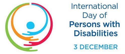"""3/12/2019 """"Giornata  Internazionale dei Diritti delle Persone con Disabilità"""""""