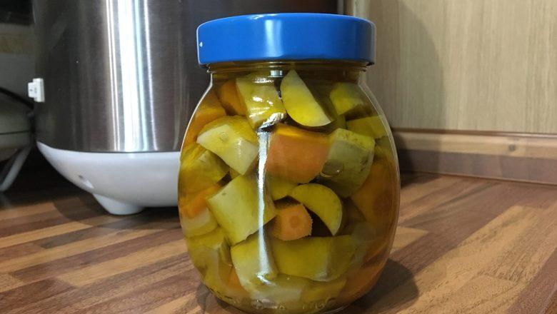 Le Ricette di Erika & Diego / Zucchine e carote sott'olio