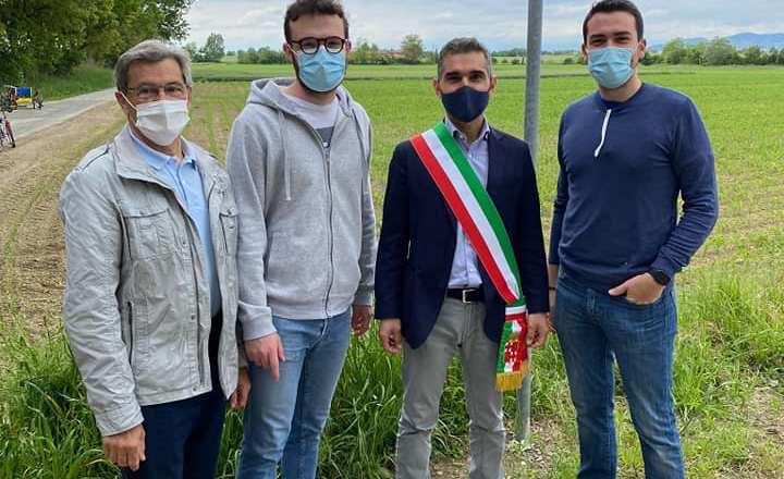 NEWS / STRADA DEI FINIGIALDI: INAUGURATO IL NUOVO PERCORSO CHE CHIUDE IL CIRCUITO CICLOPEDONABILE