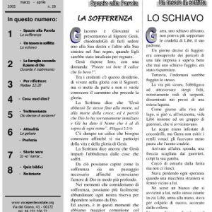 N. 28   Anno 2005