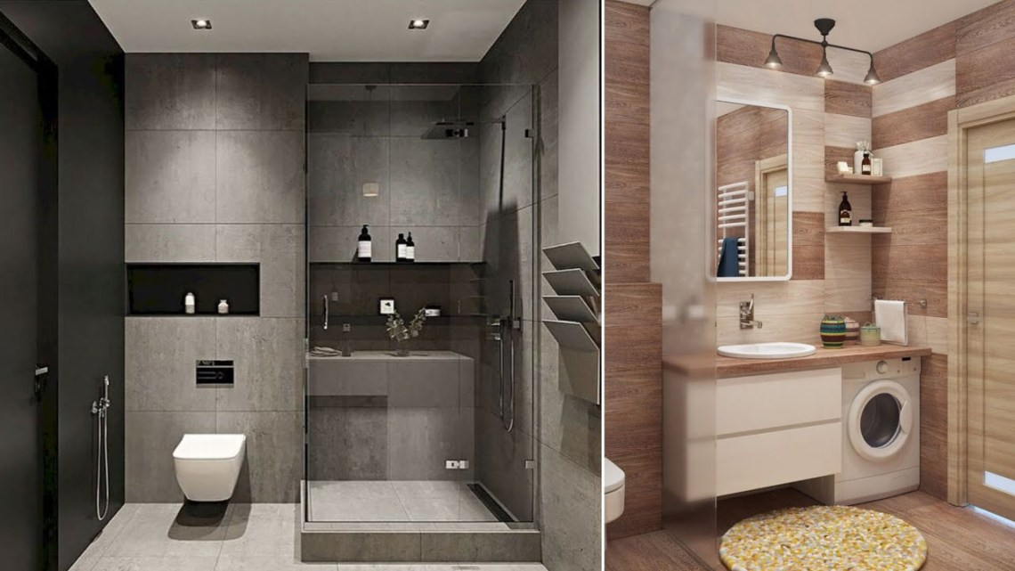 Best 100 small bathroom design ideas 2020 (Hashtag Decor ...