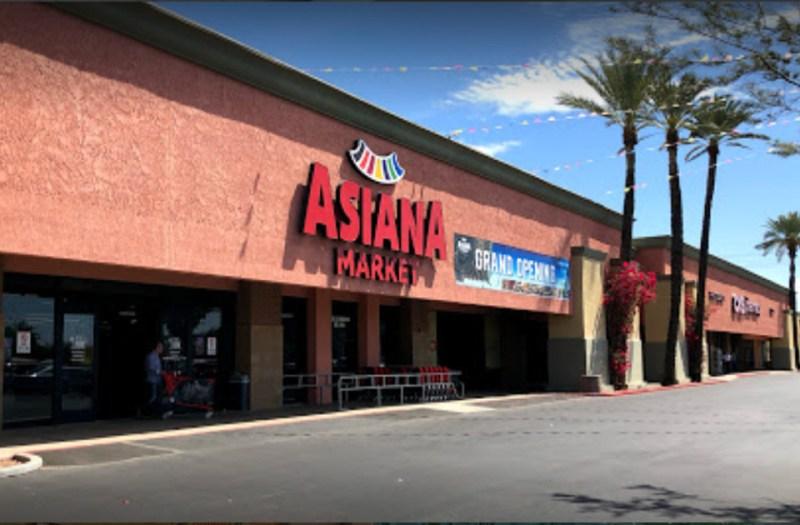 Asiana Market (Mesa)