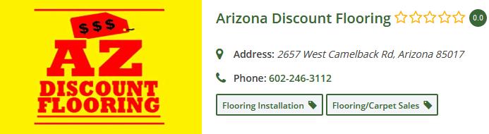 Arizona Discount Flooring