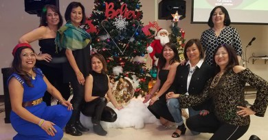 Filipino Community - OLV Christmas Party 2019