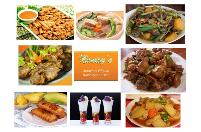 Nanay's Authentic Filipino Homestyle Cuisine
