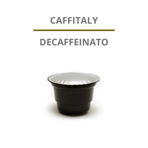 Capsule Caffitaly Decaffeinato