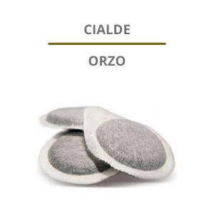 Cialde orzo