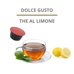 Capsule Dolce Gusto the al limone
