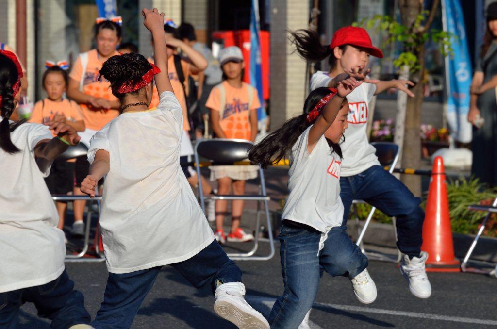 ダンス千曲夏祭り