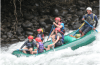 Rafting on the Sarapiqui River!