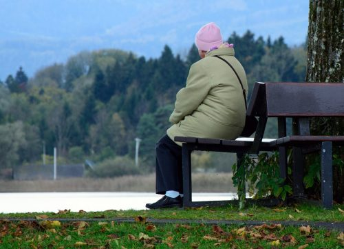 Sharing – Depression and Older Adults