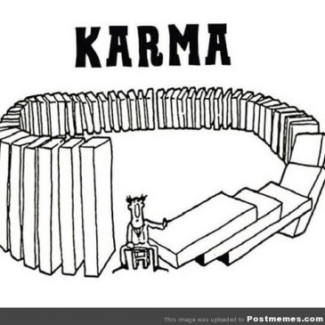 The Dangerous Idea of Karma