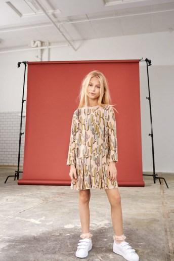 Molo Kids: Achtung, Pieksig! Kakteen-Kleid (79,95 €) www.molo.com