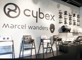 Marcel Wanders entwirft für Cybex Interior-Objekte