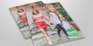 Cover der Ausgabe 07 2016 von Childhood Business