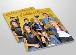 Cover der Sonder-Ausgabe Kids Selected 07 2016 von Childhood Business