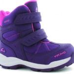 """Winterstiefel """"Toasty"""" von Viking in """"Purple/Pink"""", Größen 20 - 30, UVP: 79,95 Euro"""