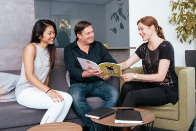Stefan Lässig leitet das weltweite Sales-Team