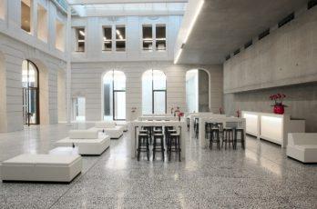 Neue Location für die Playtime Berlin - Foyer des Palazzo Italia