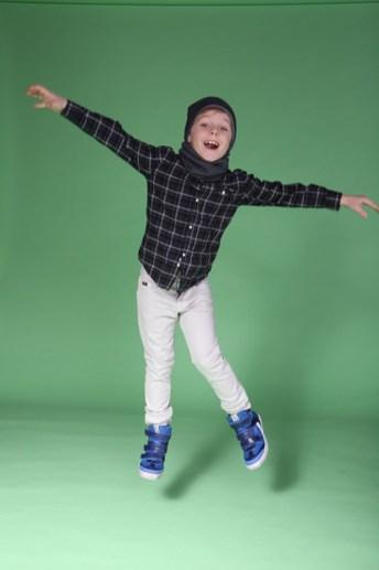 "Erste Bilder vom Shooting ""Kids Selected powered by Childhood Business"" auf der Kids Now im Januar 2017"