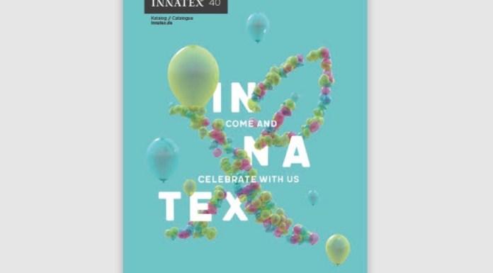 Innatex jährt sich in 2017 zum 40. Mal - und zeigt erstmals mehr als 300 Aussteller