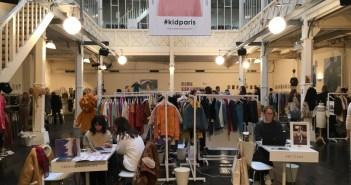 Mit über 60 Labels bietet die Kid Paris eine zusätzliche Destination in Paris