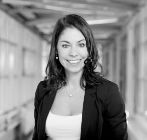 Katharina Abs- manner leitet die Kids Austria und betreut nicht nur Fixmieter in Showrooms im Shoe Order Center (SOC), sondern verantwortet sämtliche Schuhfachmessen in der Brandboxx Salzburg.